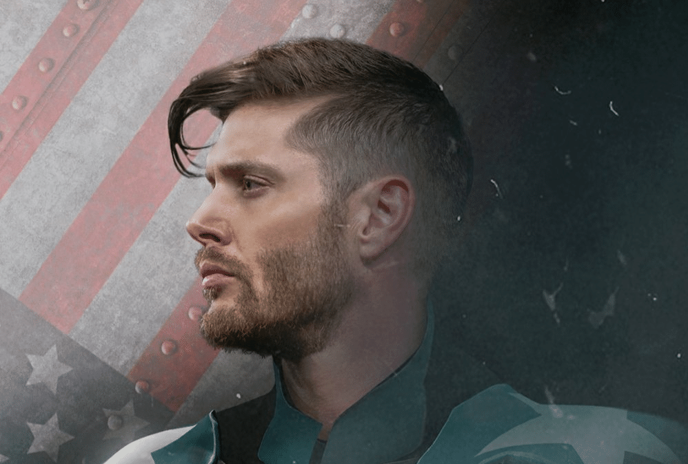 Jensen Ackles como Soldier Boy em The Boys