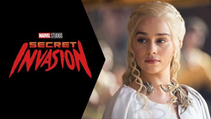 Emilia Clarke entra para elenco de Invasão Secreta