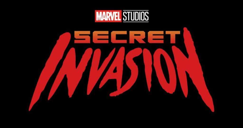 """Série Baseada na saga """"Secret Invasion"""", ou em português """"Invasão Secreta"""""""