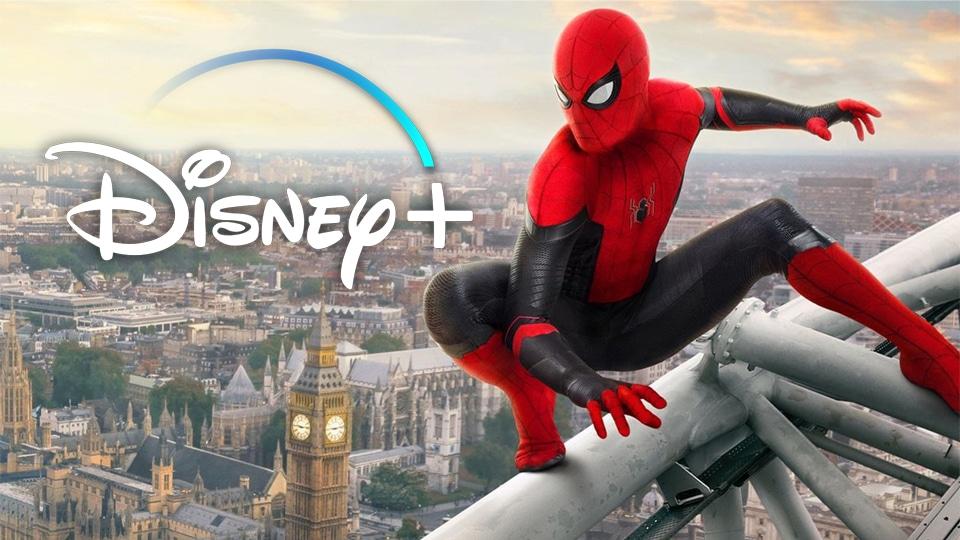 Homem-Aranha-no-Disney-Plus Disney e Sony Fecham Acordo para Levar  Homem-Aranha ao Disney+