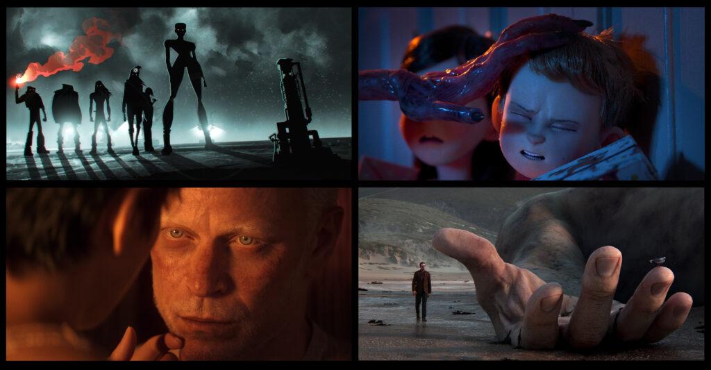 Imagem de: LOVE DEATH + ROBOTS: 2ª temporada ganha trailer; 3ª temporada vem aí