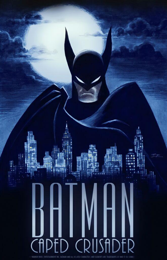 Batman: Caped Crusader – Uma carta de amor ao maior detetive do mundo