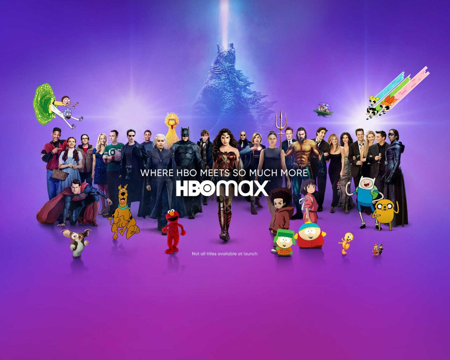 HBO Max | Valores dos planos de assinatura, data para a estreia no Brasil e muito mais sobre