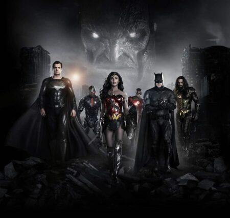 Liga da Justica de Zack Snyder