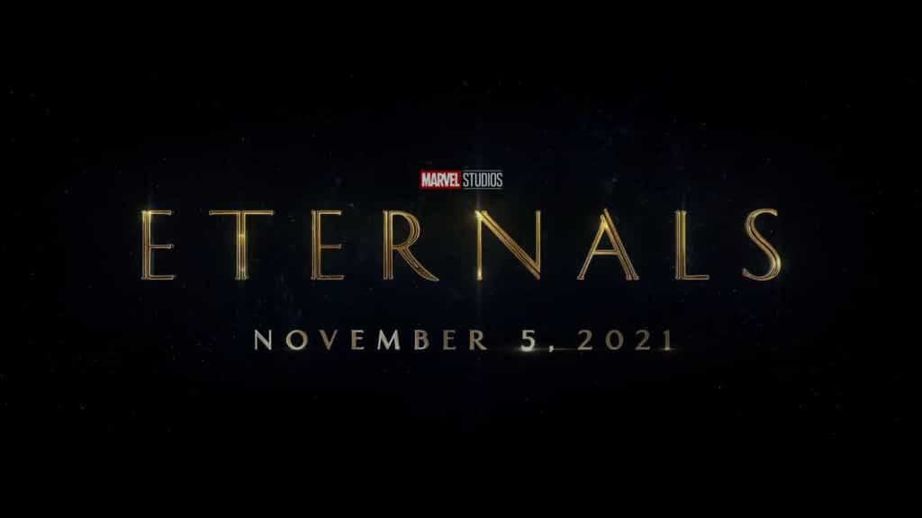 Eternals (Eternos) será lançado em novembro de 2021