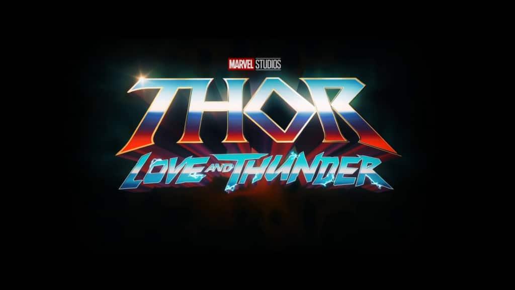 Thor: Love and Thunder(Thor: Amor e Trovão) estreia em maio de 2022
