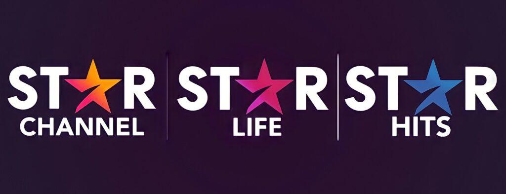 Os canais Star