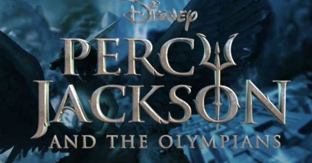 Percy Jackson, a nova série da Disney+
