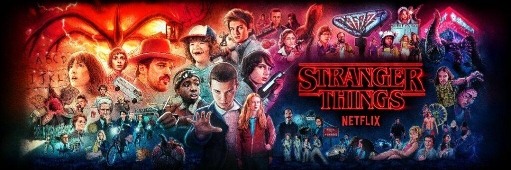 A sinopse inicial da 4ª temporada e o futuro de Stranger Things