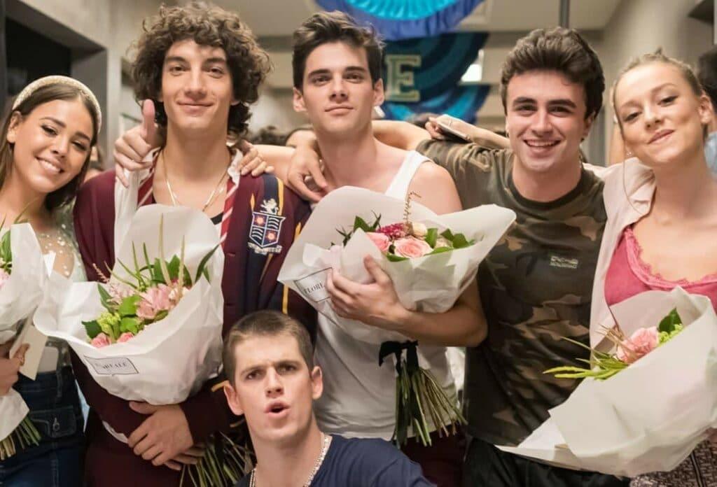 Membros do elenco que não irão retornar para 4ª temporada de Elite