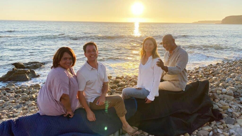 A Praia de Meredith Grey