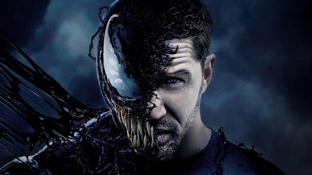 Venom e o seu primeiro filme