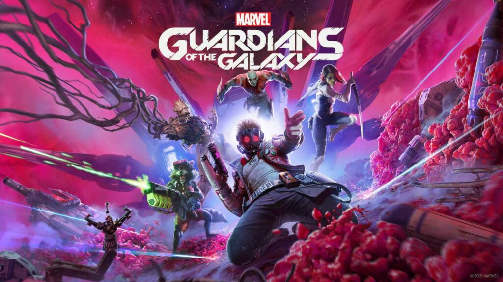 Sinopse, gameplay e data de estreia para 'Marvel's Guardians of the Galaxy'