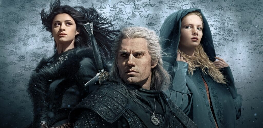 The Witcher (série em live-action)