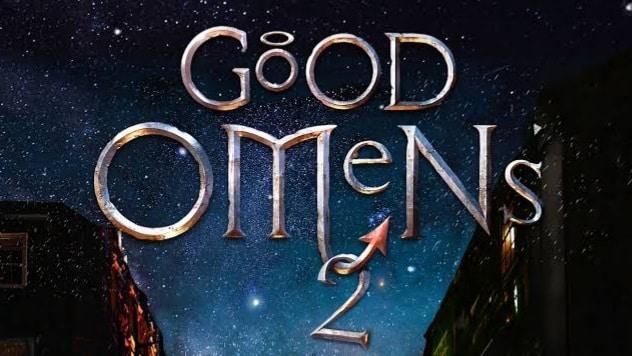 A 2ª temporada de 'Good Omens' no Prime Video