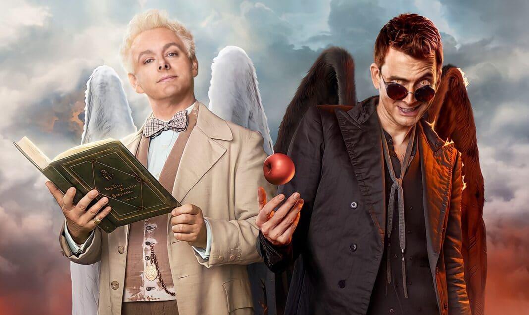 Good Omens   BBC anuncia uma 2ª temporada para a minissérie de Neil Gaiman no Prime Video
