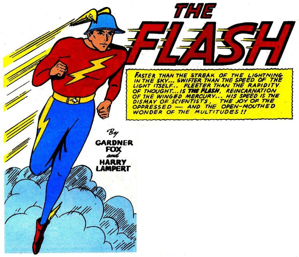 Flash Jay Garrick