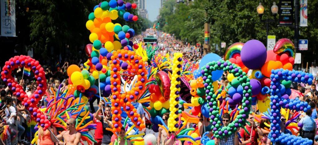 As celebrações de 2021 para o Mês do Orgulho LGBTQI+
