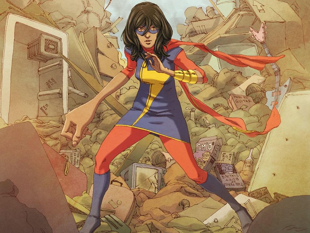Ms. Marvel hq