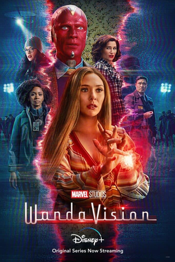Poster - WandaVision