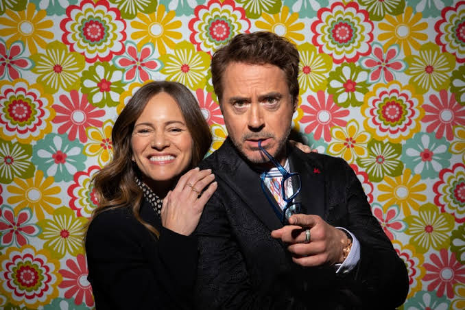 Robert e Susan Downey