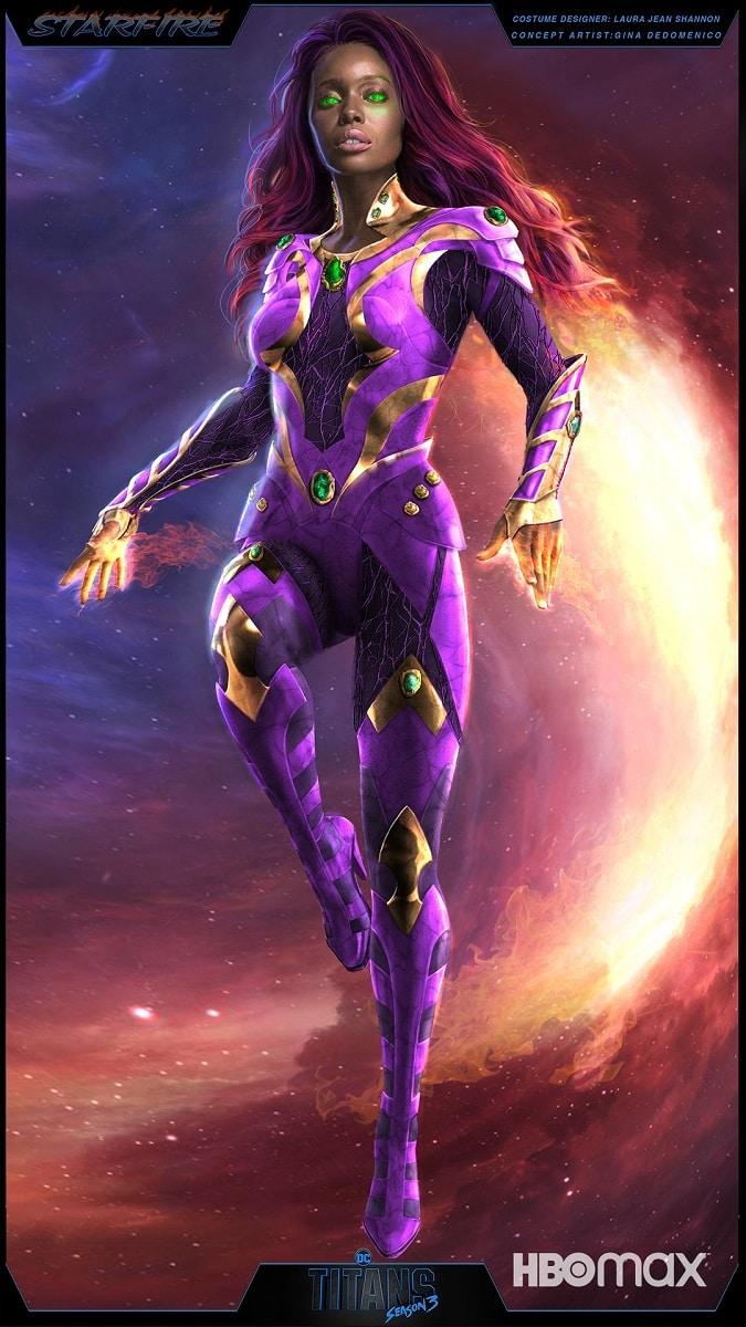 Kory/Estelar Titãs
