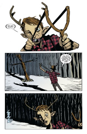 Sweet Tooth Lemire interview 2a