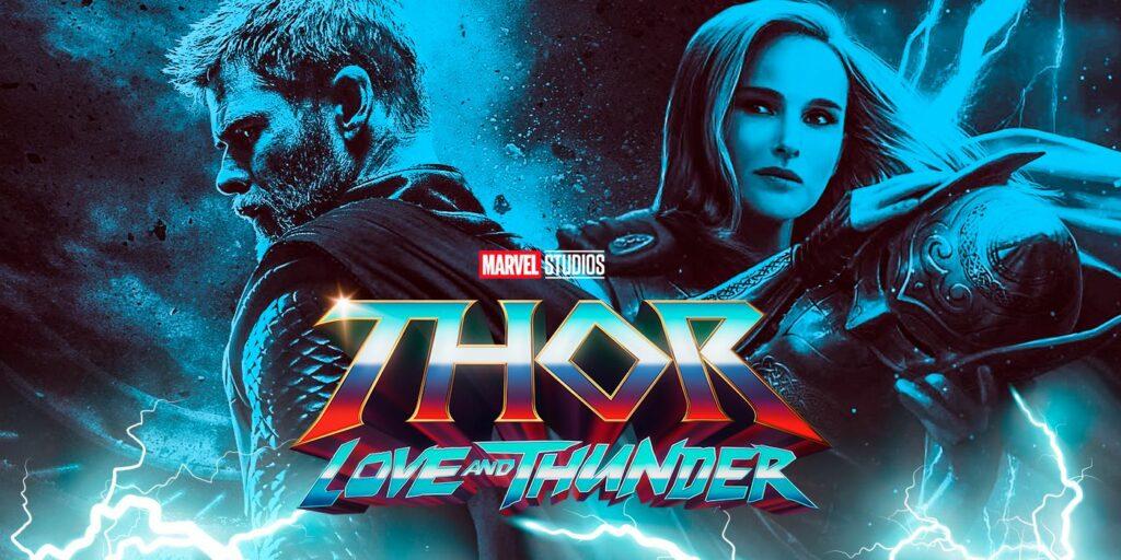 Os bastidores de Thor: Love and Thunder