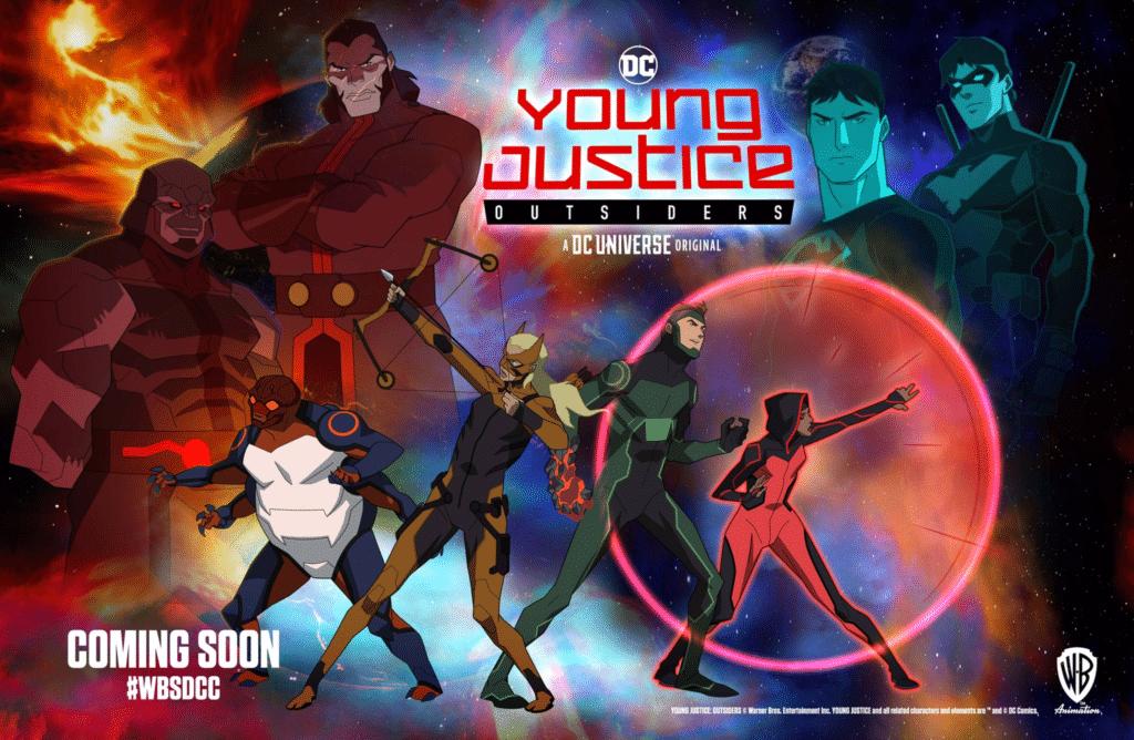 YJO SDCC poster
