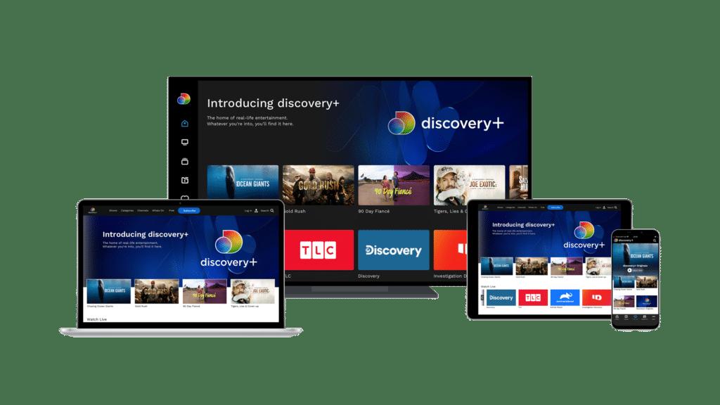 Conteúdo e data de estreia do Discovery+ no Brasil
