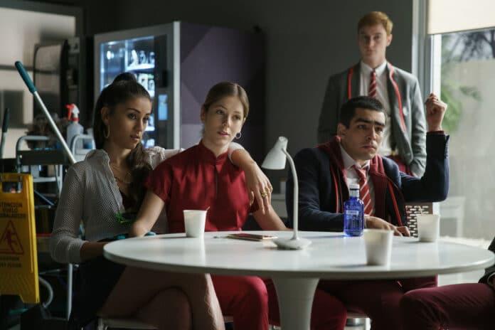 5ª temporada de Elite data de estreia