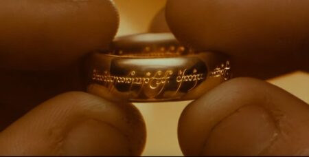 facts one ring lord of the rings