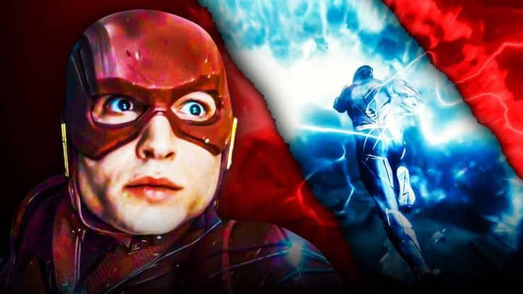 As duas versões do Flash de Liga da Justiça