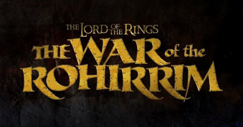 """Conheçam """"Lord of the Rings: The War of the Rohirrim """""""