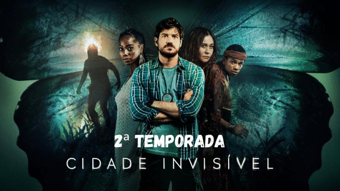 Cidade Invisível 2ª temporada: Data de estreia na Netflix e tudo que você precisa saber.