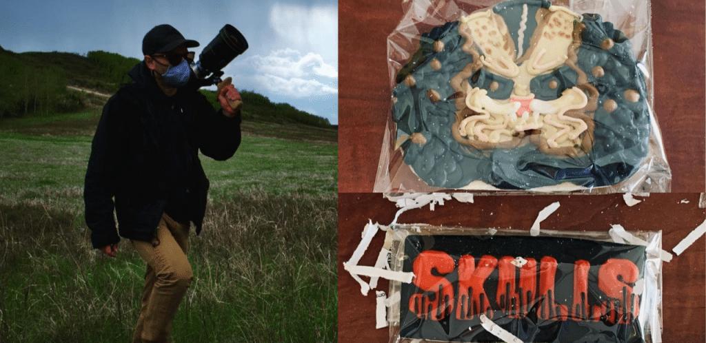 As filmagens de 'Skull' no Canadá