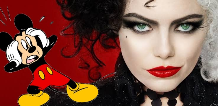 Emma Stone pode processar a Disney por 'Cruella'