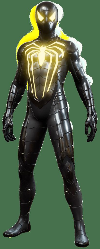 Anti Ock Suit from MSM render