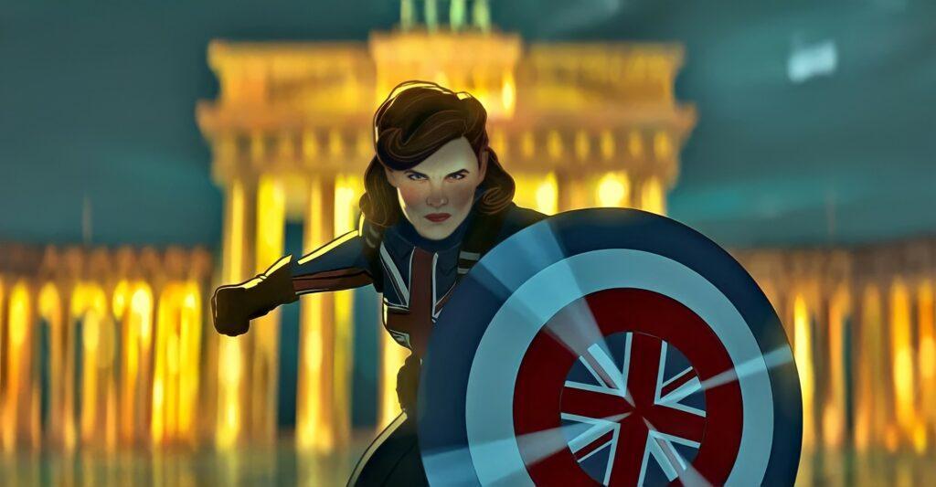 O Que Aconteceria Se Peggy Carter Se Tornasse Uma Supersoldado?