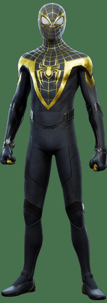Uptown Pride Suit from MM render