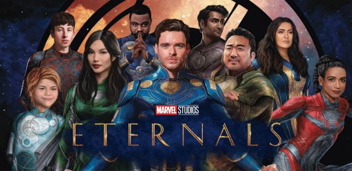 Eternos: Análise do trailer final e guia de personagens