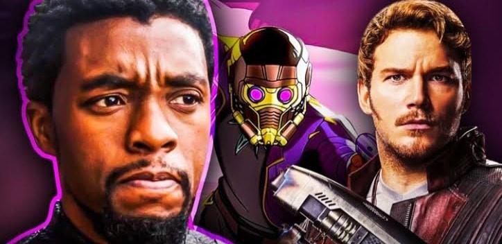 """Criadora diz como Chadwick Boseman se tornou o Senhor das Estrelas em """"What If...?"""""""