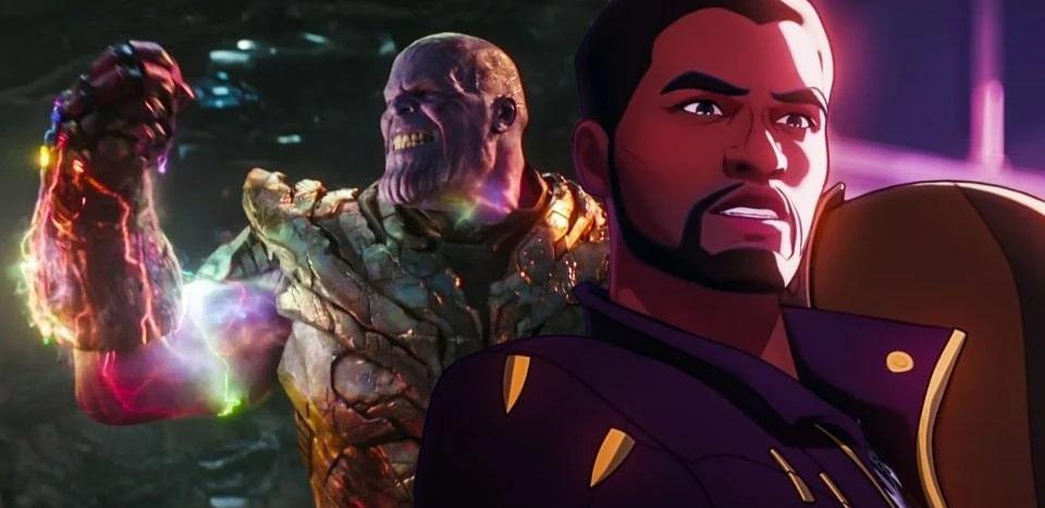 T'Challa e o impedimento do plano de extermínio de Thanos