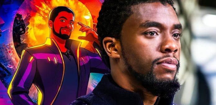 What If...?: Roteirista comenta sobre a participação de Chadwick Boseman