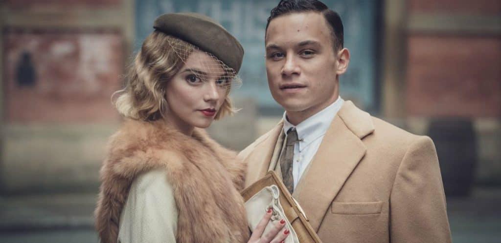Michael Gray e Gina Gray em Peaky Blinders da Netflix