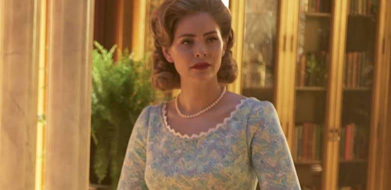 Grace Hargreeves na 1ª temporada de The Umbrella Academy da Netflix