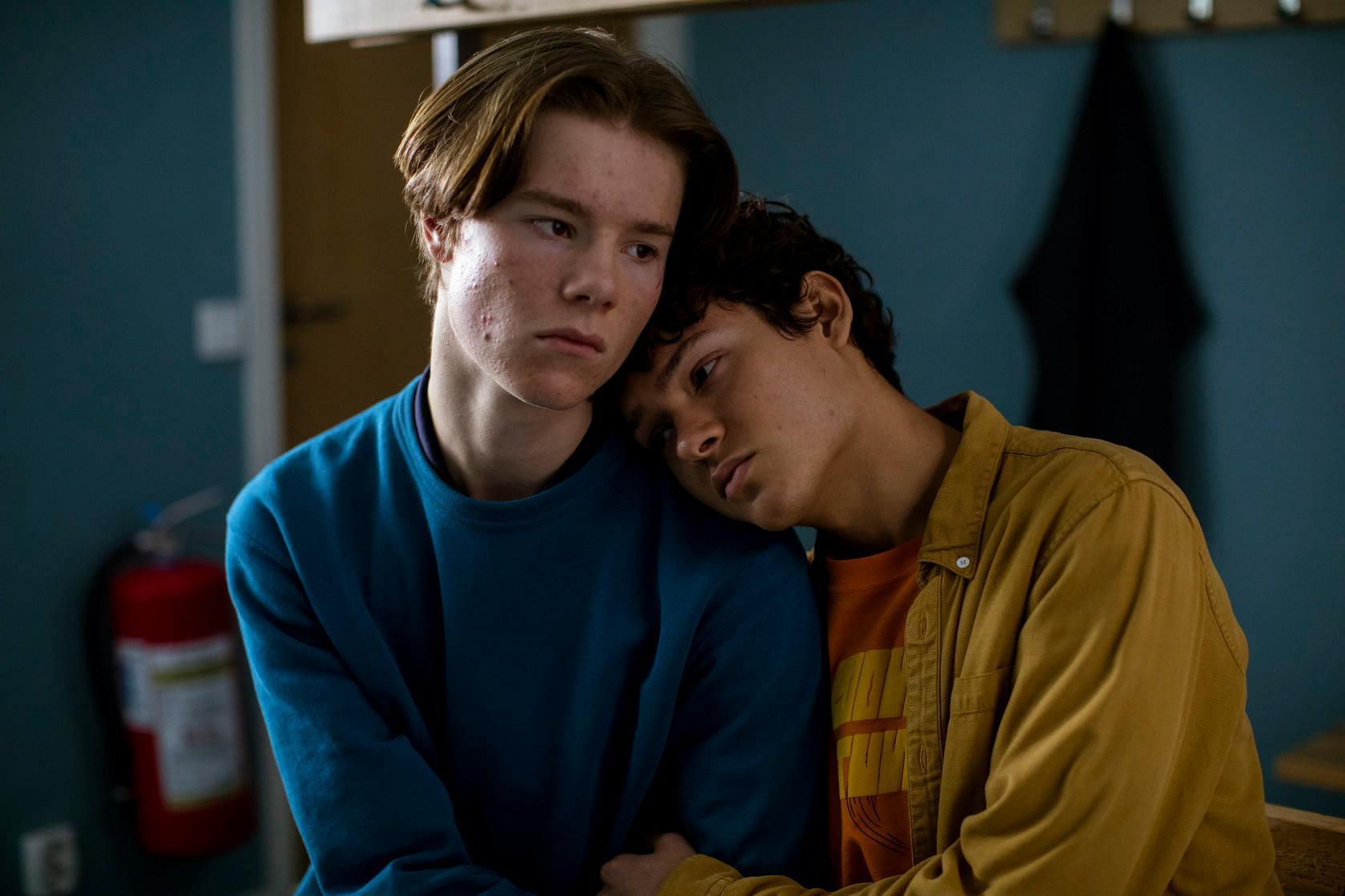 Young Royals série da Netflix