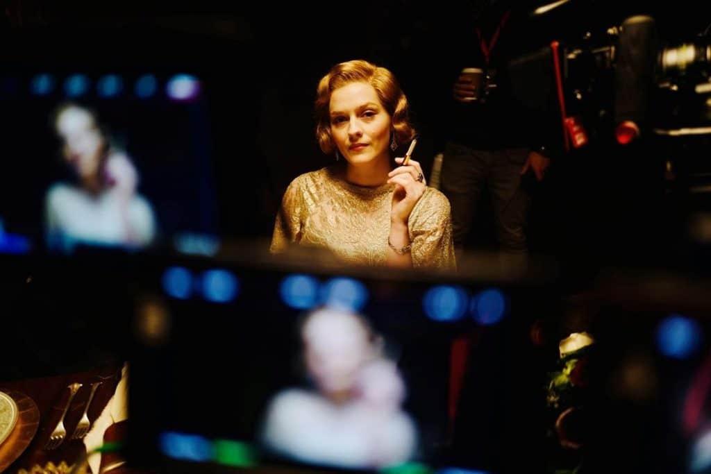 Amber Anderson  na 6ª temporada de Peaky Blinders da Netflix