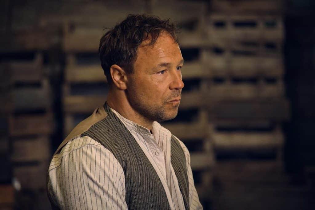 Stephen Graham na 6ª temporada de Peaky Blinders da Netflix