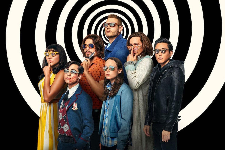 The Umbrella Academy série da Netflix